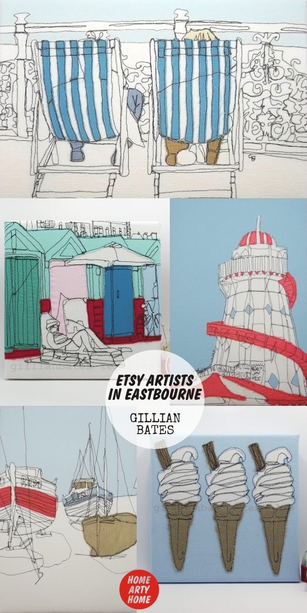 Eastbourne_Etsy_Artists_homeartyhome Gillian Bates