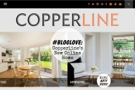 Bloglove Copperline