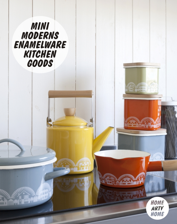 Mini_Moderns_Enamel_Kitchen_Goods_homeartyhome cooker