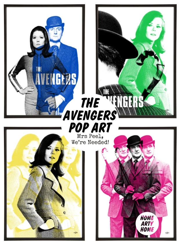 The Avengers homeartyhome 5