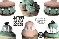 Artful Baked Goods fit for the Bake-Off