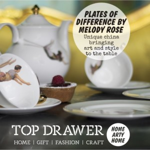Melody Rose China Tableware