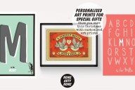 Personalised Art Prints for Special Gifts