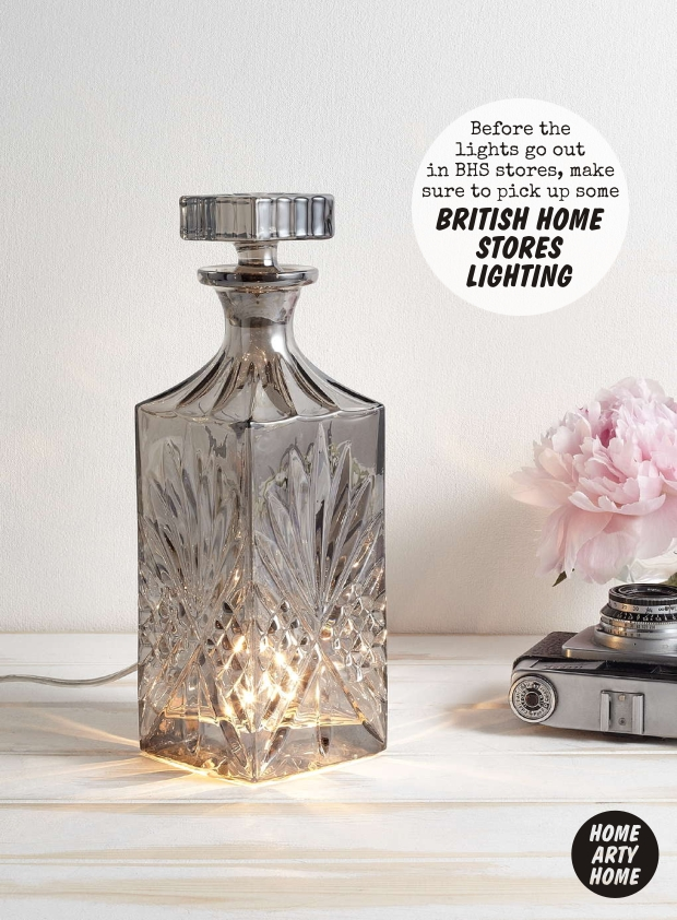 Before Bhs Lights Go Out Grab British Home Stores