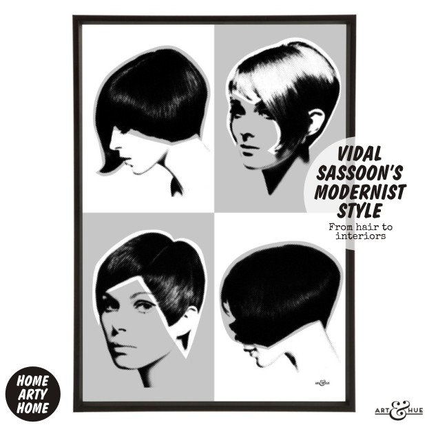 Vidal Sassoon S Modernist Style From Hair To Interiors