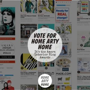 Vote For Home Arty Home Amara Interior Blog Awards homeartyhome