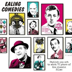 Ealing Comedies by Art & Hue